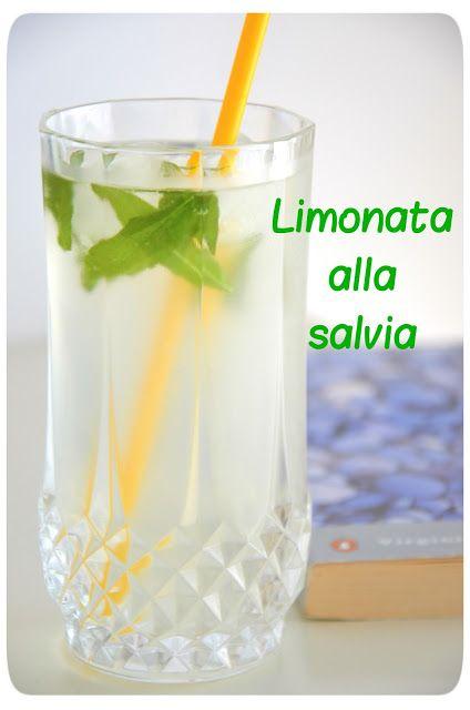Limonata alla salvia Lemonade