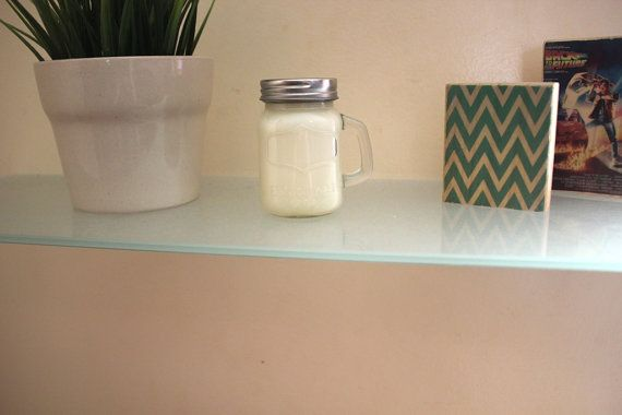 CHAI Tea Scented Fragrance MASON JAR Soy Wax by PrinterTimber