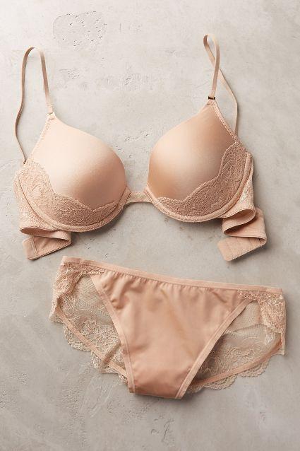 Natori Disclosure Bikini - anthropologie.com