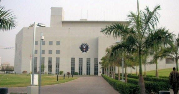 The embassies of the United States and the United Kingdom in Abuja have reacted to Wednesdays announcement by the State Security Service that five suspected Boko Haram operatives with ties to the Islamic State terror group were arrested while plotting to attack the two missions.  In the announcement which was circulated to the media on behalf of the SSS by Tony Opuiyo the secret police said the terror plots were thwarted following a nationwide crackdown on terrorists and kidnappers between…