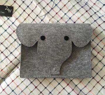 keçe fil el çantası