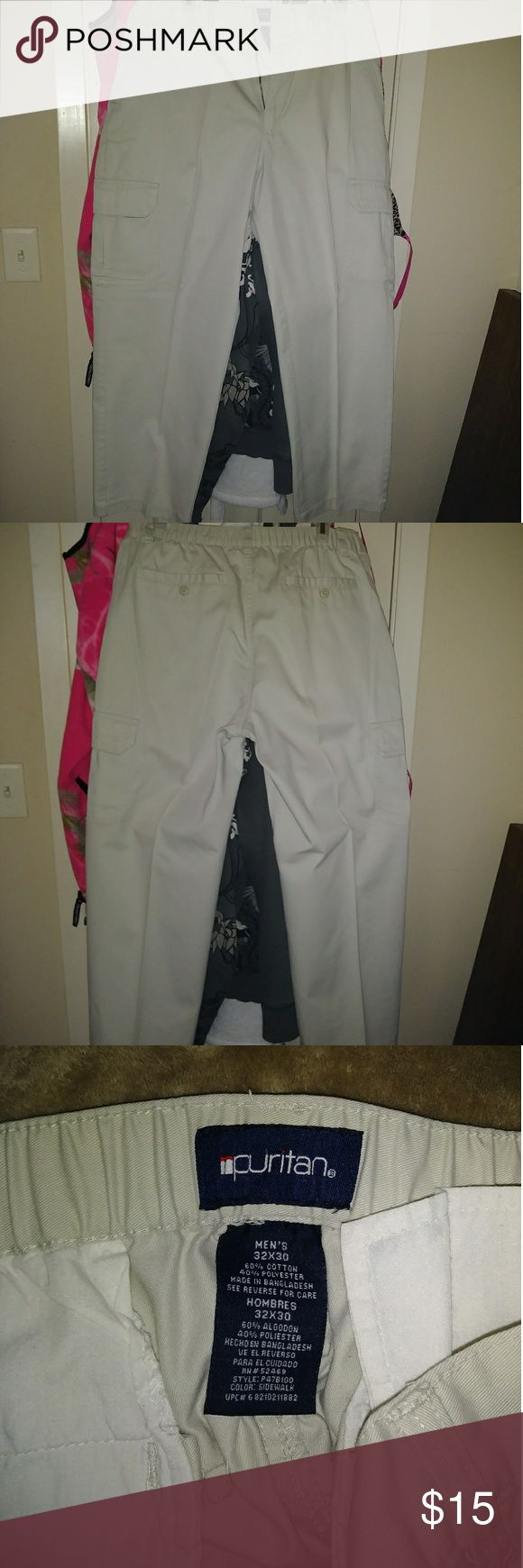 Mens Khaki pants Mens size 32X30 Pants