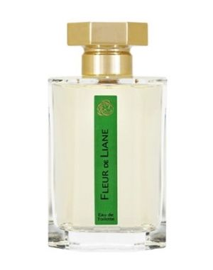 Fleur de Liane L Artisan Parfumeur for women and men - Very green floral, heavy on the tuberose but in a slightly sweaty way. Maybe that's the marine element adding salt? I usually love a salty fragrance, but this one is a little dirty for me.