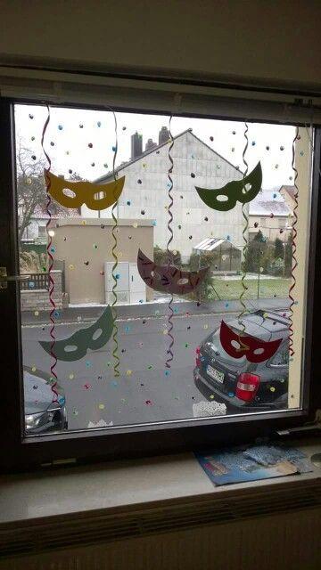 Déco Fenêtre Deco Fenetre Artisanat De Clowns Deco