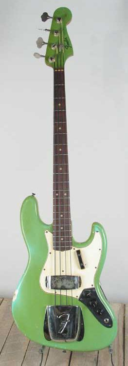 64 Fender Jazz Bass