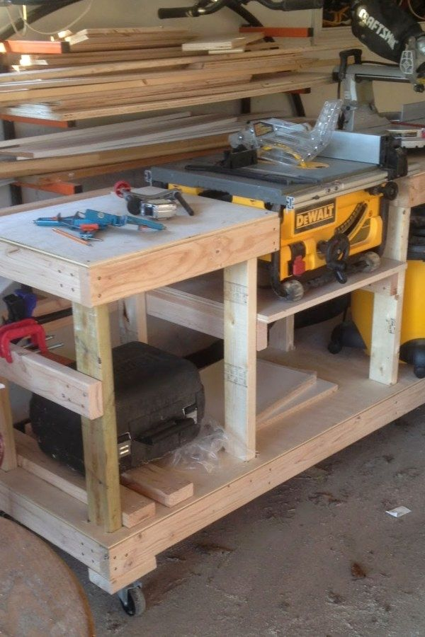 Woodworking Bench Plans Design No 13619 Small Woodworking Bench