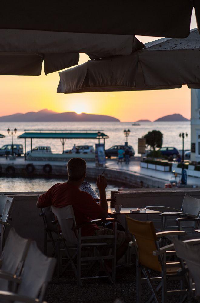 Dapia Port, Spetses Island