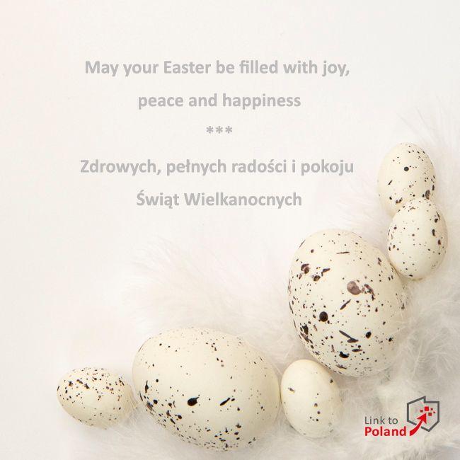 Wesołych Świąt / Happy Easter!  http://www.linktopoland.com