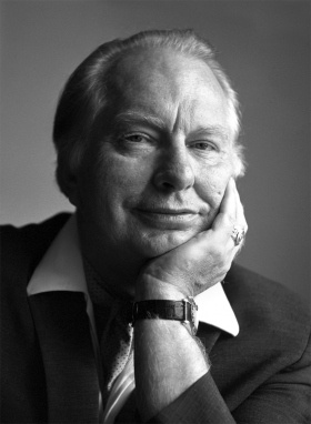 """""""For nearly a quarter of a century, I have been engaged in the investigation of the fundamentals of life, the material universe and human behavior. Such an adventure leads one down many highways, through many byroads, into many back alleys of uncertainty, through many strata of life…"""" - L. Ron Hubbard"""