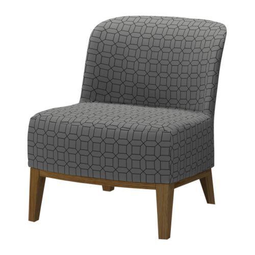IKEA STOCKHOLM Funda para sillón - Figur gris - IKEA