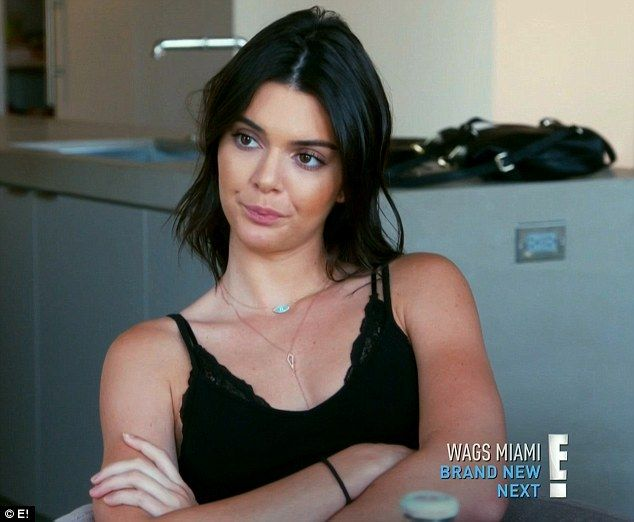 Oh really? Kendall Jenner said on her website kendallj.com that she is not the jealous typ...