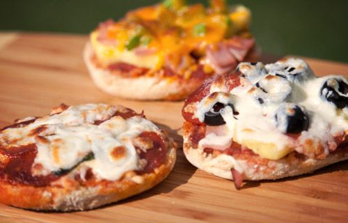 Camping Recipe: Great Grilled Pizza