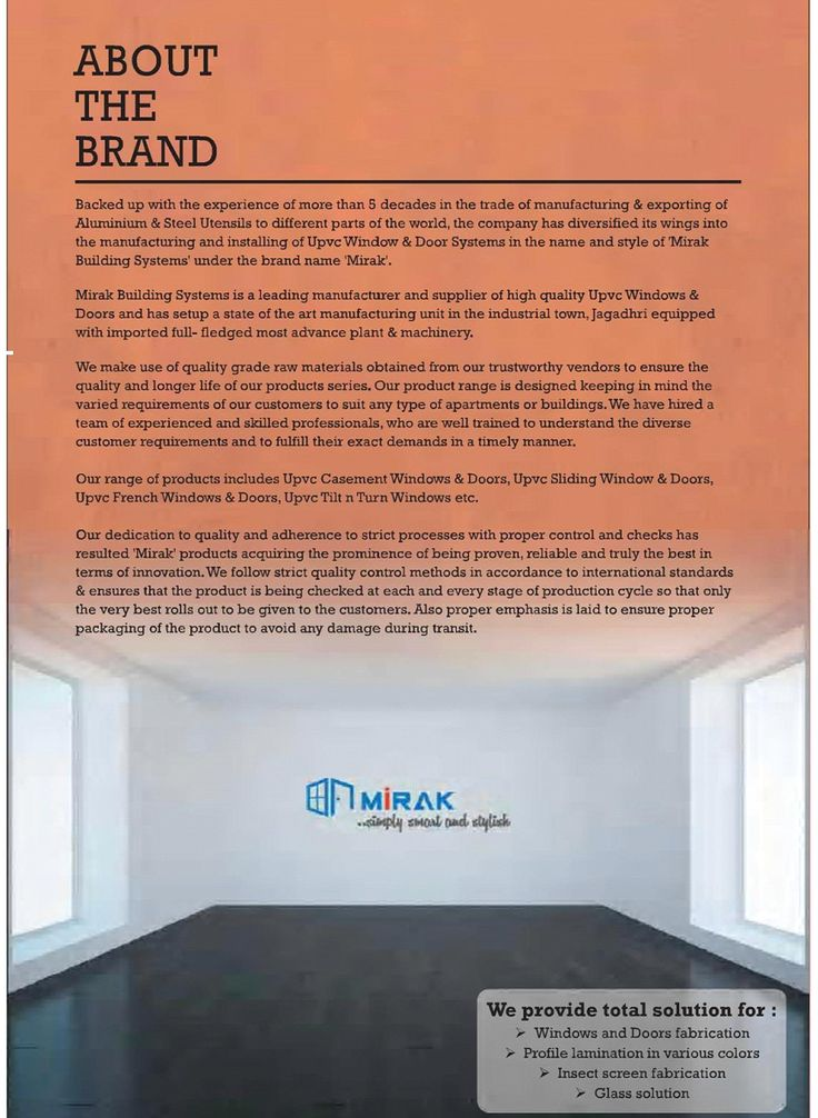 Good Quality Reasonable Upvc Windows & Doors Available at Mirak Building Systems.Visit our website www.mirakbuildingsystems.com for more info..