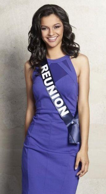 """Miss Réunion 2015 – Azuima Issa: """"J'aimerais faire avancer la médecine"""""""