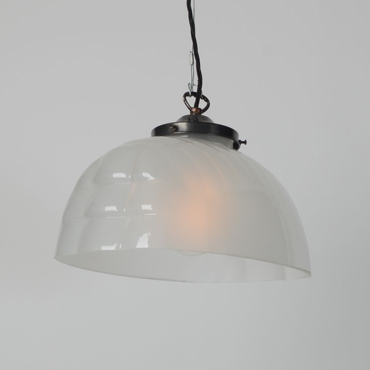 Trainspotters Co Uk The Jellymould Pendant Light Frosted