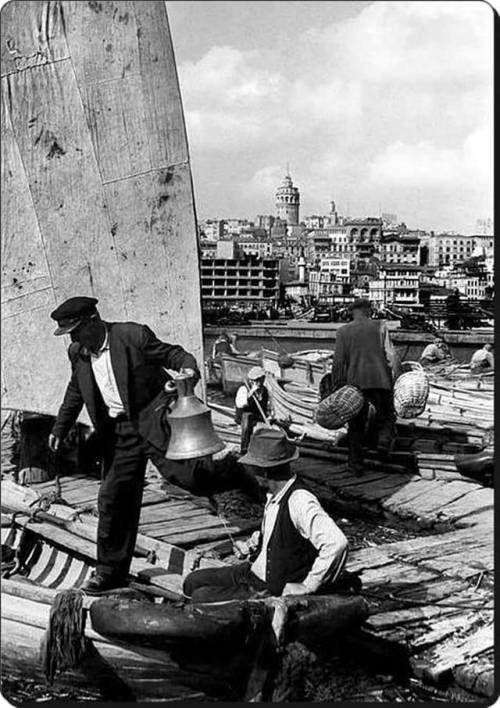 Haliç (1958