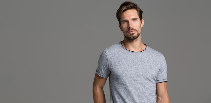 DRAKEWOOD Frühjahr-Sommer 2017 Melange T-Shirt
