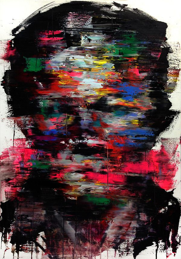 Untitled Oil on Canvas 225 2013 by KwangHo Shin