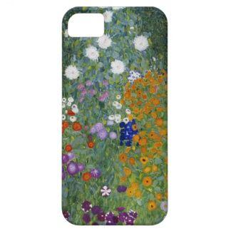 <Farmer's Garden> durch Gustav Klimt Schutzhülle Fürs iPhone 5