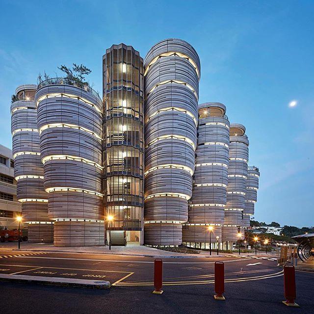 Nanyang Technological University, Singapore by Heatherwick Studio