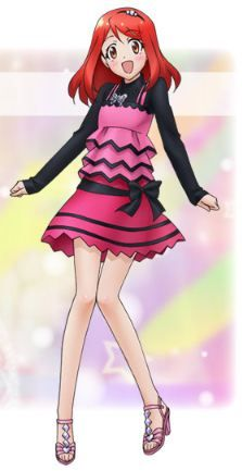 Pretty Rhythm Aurora Dream  Dear my Future anime manga girl kawaii cute süß aira