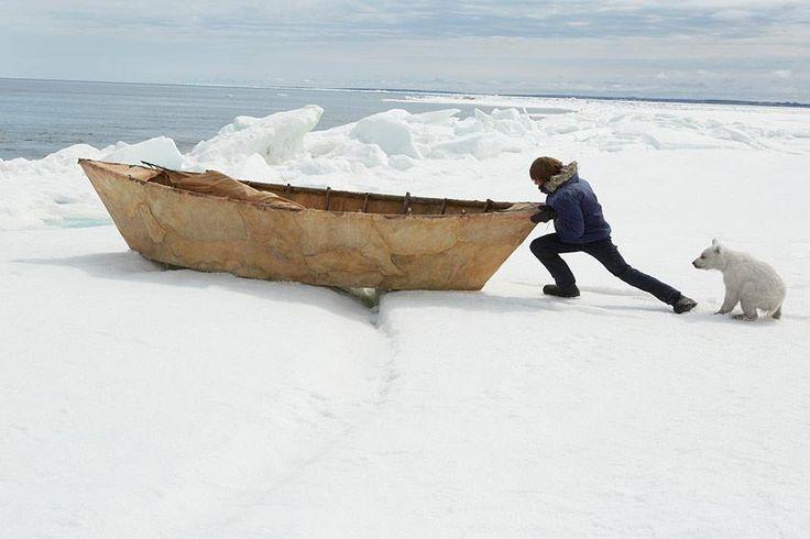 #Nanuk #Film #Cinema #OrsoPolare #Canada #Artico #Dakota #Luke