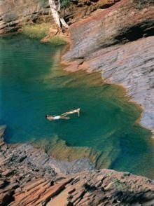 Hamersley Gorge Karijini WA