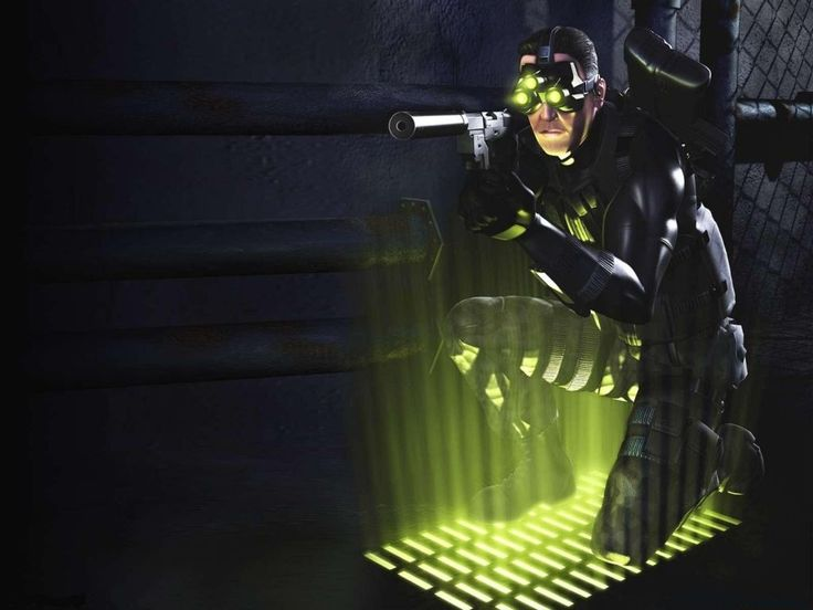tom clancy splinter cell hd is a remake of the award winning splinter cell trilogy that debuted back in not much has changed with splinter cell on p - Splinter Cell Halloween Costume