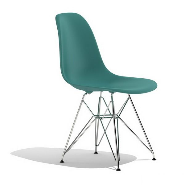 eames plastic side chair dsr model available on turbo squid the worldu0027s leading provider of digital models for films television and games