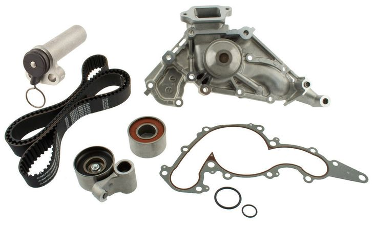 Timing Belt Water Pump - 1999 2000 2001 2002 2003 Toyota Tundra Sequoia 4Runner #Aisin