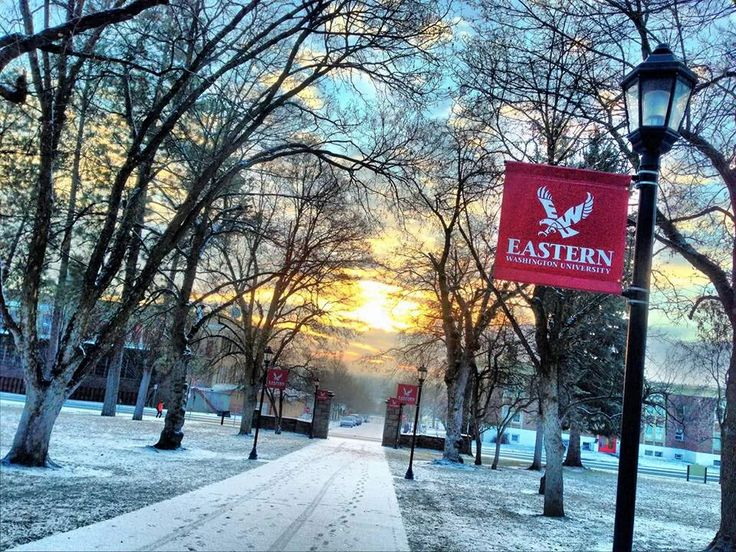 Graduated from Eastern Washington University with my bachelors in Psychology