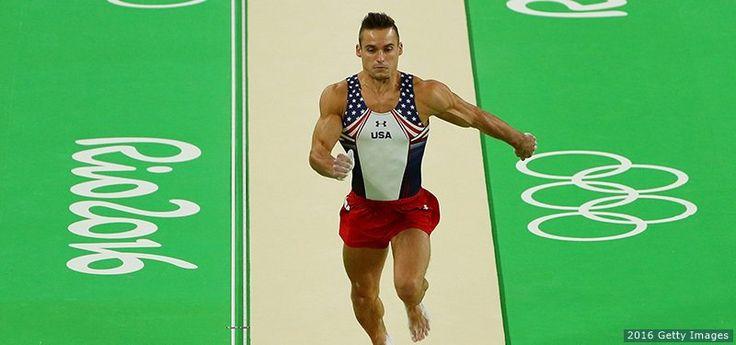 U.S. Olympic Team @TeamUSA  10h10 hours ago .@USAGym qualified 2nd! 🎉  FINALS: Mikulak (FX, HB) Dalton (FX) Naddour (PH) Leyva (PB, HB) http://go.teamusa.org/2aDiraa
