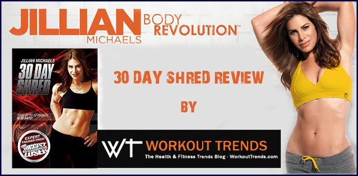 Jillian Michaels 30 Day Shred Review | WorkoutTrends.com