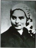 1860s Authentic Photo of St Bernadette
