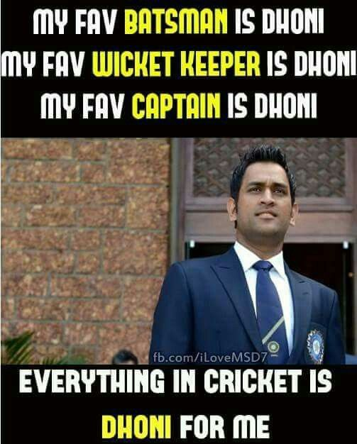 Nothing to describe, the pic says all by itself. #msdhoni #msd #captaincool #india