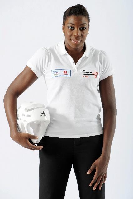 Team Esprit JO - Gwladys Epangue