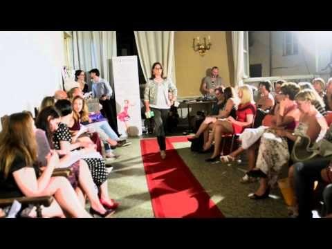 Serata #fashion di #iomivestocosilucca. Un #evento unico nel suo genere.  #digitalsposi #lucca #fashion #event