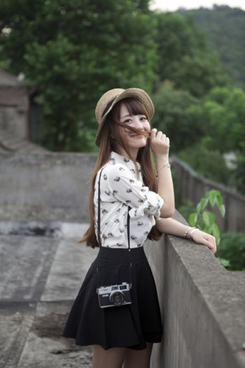 I just love korean fashion