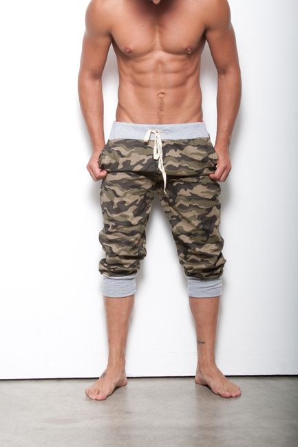awesome pants, want especially if they have blue tiger striped instead