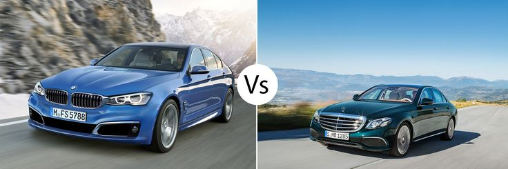 Visual Comparison: New 5-Series Vs New E-Class, Which One Is Better?