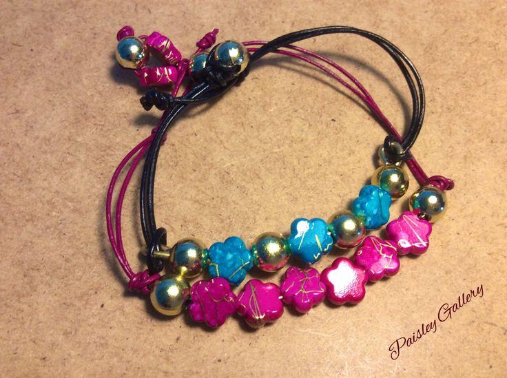 Jinga Bracelets by PaisleyGI on Etsy