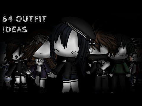 64 gacha life outfit  hair ideas for boys  girls