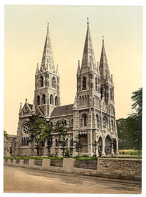 St. Finbars Cathedral. County Cork