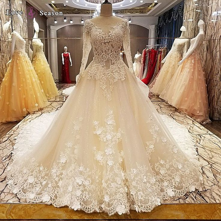 112 best alibaba images on Pinterest | Wedding dress, Ball dresses ...