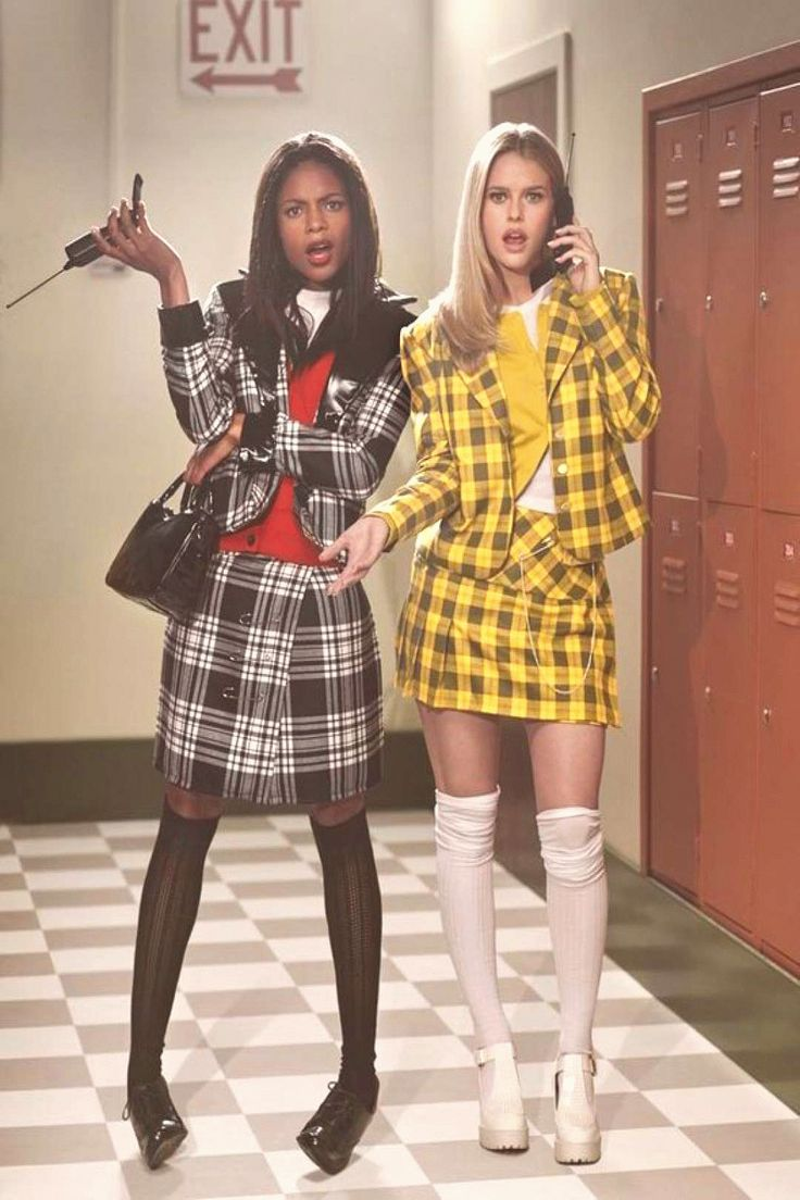 90s icon Clueless costume ideas Halloween Trends 2018