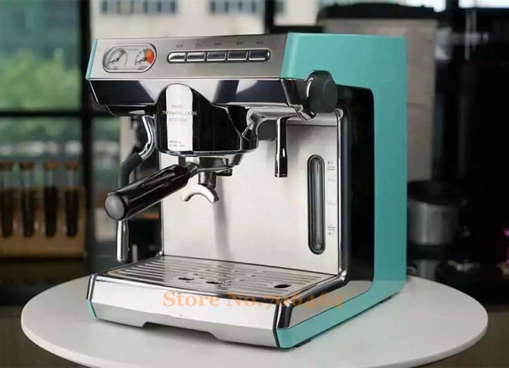 Aliexpress.com: Comprar De alta calidad Profesional de café espresso máquina de la bomba doble y doble unidad térmica capuchinador Latte café de acero inoxidable de acero nunchucks fiable proveedores en Yuhang home appliance Co., Ltd.