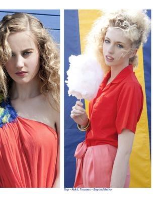 Candy Corn  Shot By Daniela Stevens  Styled by Becksy Lou
