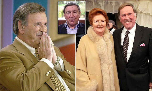 Terry Wogan was 'out and about just a couple of weeks ago