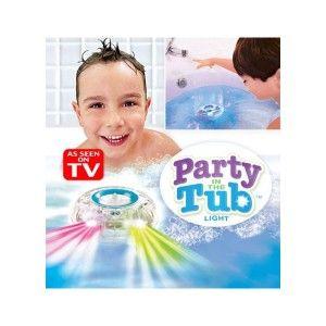 Çocuklar İçin Banyo Eğlence Işığı Party In The Tub