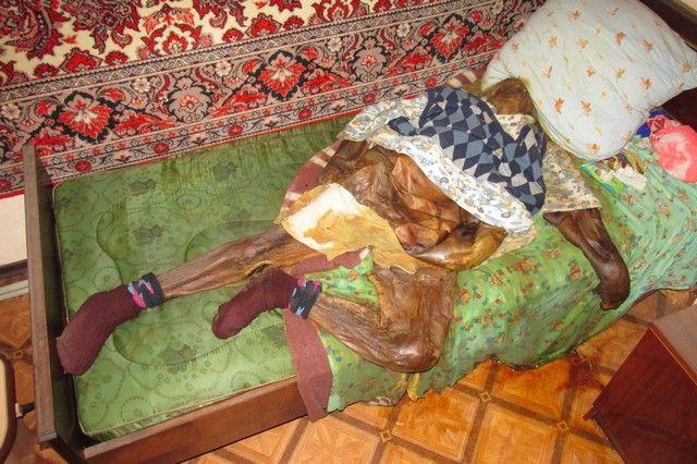 Херсонская область: семья хранила в доме труп старушки, получая её пенсию | Политика